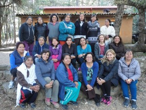 Oaxaca Women's Retreat November 2014