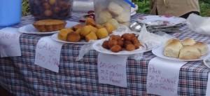 the 100% manioc cake and muffins