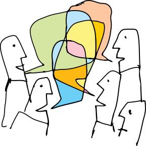 group conversation