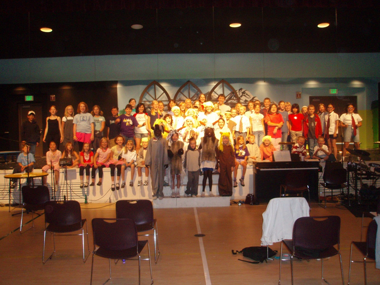 KCC Summer Music Camp