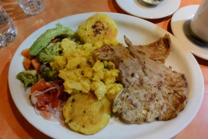 Plato Tipico (Typical Plate)