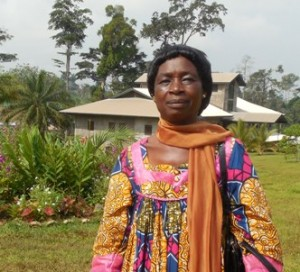 Mama Pauline at RFIS